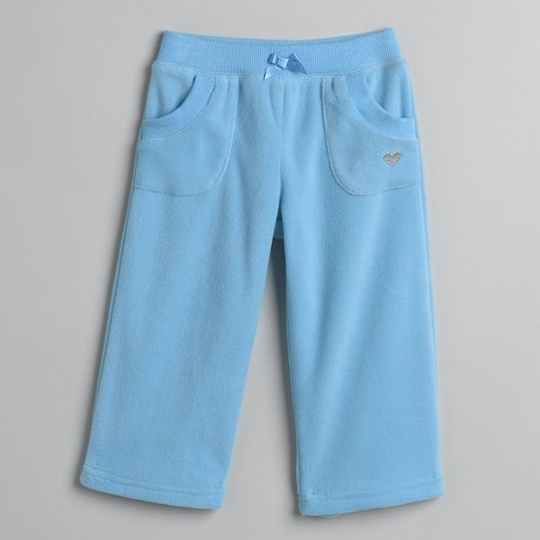 Carters Infant Girls Microfleece Pant