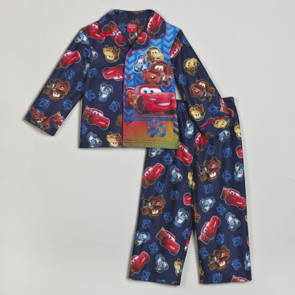 Disney / Pixar Disney Toddler Boy's Cars Pajama Set at Sears.com