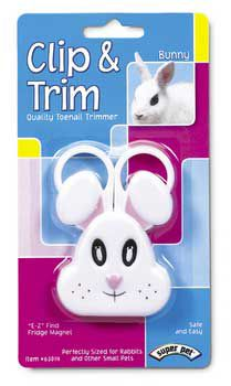 Pets International Ltd. Pts Grooming Nail Trimmer Bunny Shape