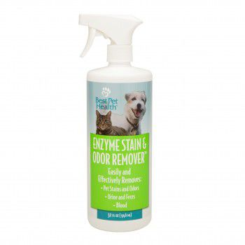 Best Pet Health Stain and Odor Remover