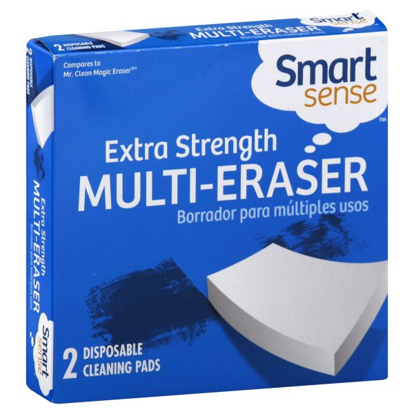 how to use magic eraser on walls