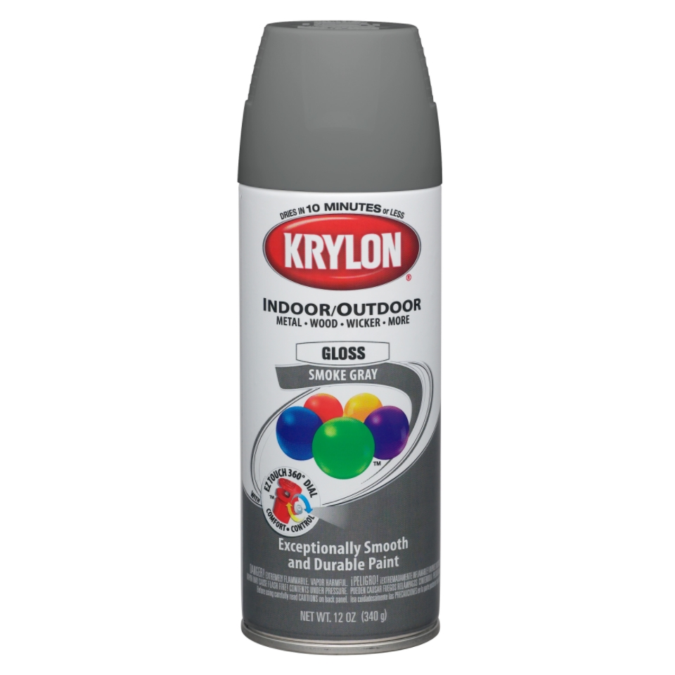 KRYLON PRODUCTS Bright Gold Gloss Spray Paint By Krylon Products