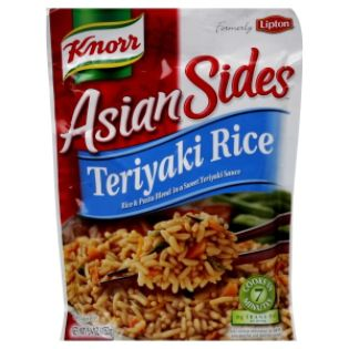Knorr  Asian Sides Teriyaki Rice, 5.4 oz
