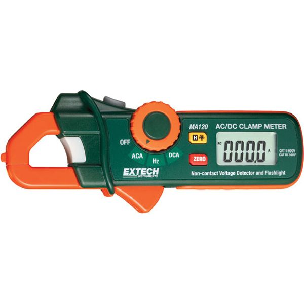 200A Ac/Dc Mini Clamp Meter W/ Ncv