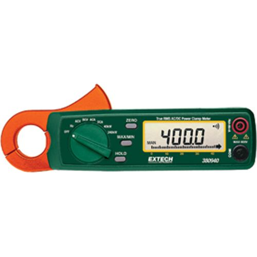 400A Ac/Dc Power Clamp Meter
