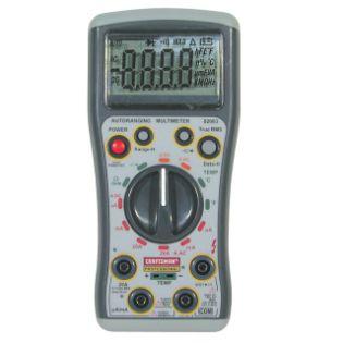 Autoranging multimeter 82022