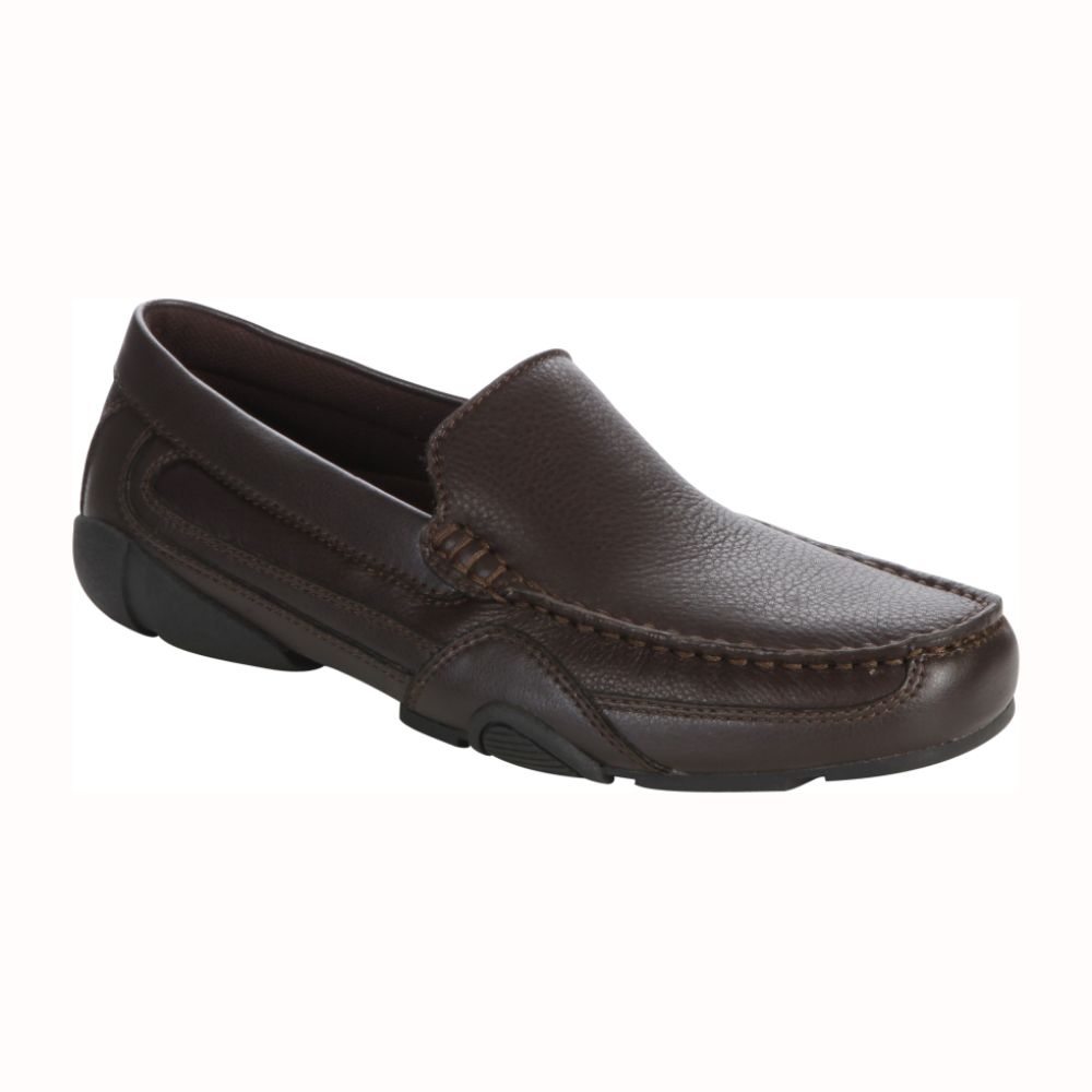 Thom McAn Men's Kendrick Driving Mocassin - Brown $ 34.99