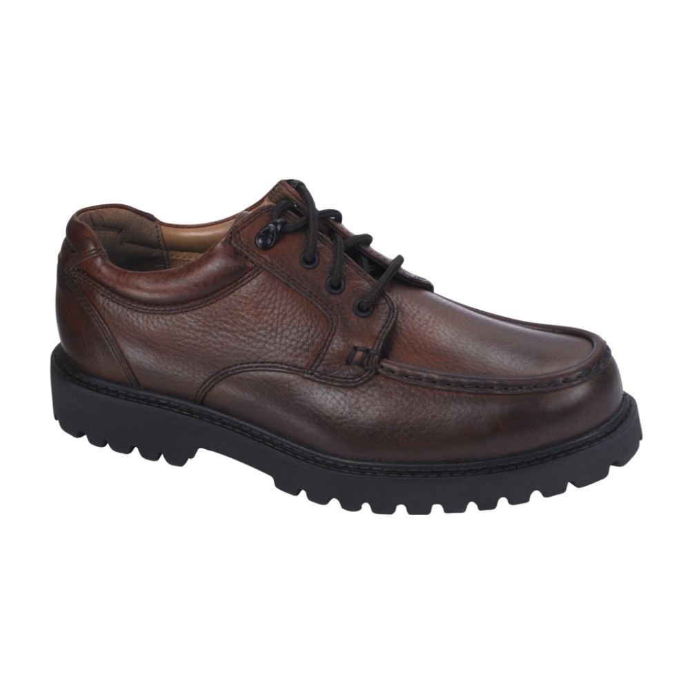Thom McAn Men's Kolton Moccasin Oxford WW - Brown $ 34.99