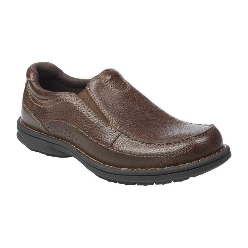 Thom McAn Men's Michael Updated Twin Gore - Brown $ 34.99