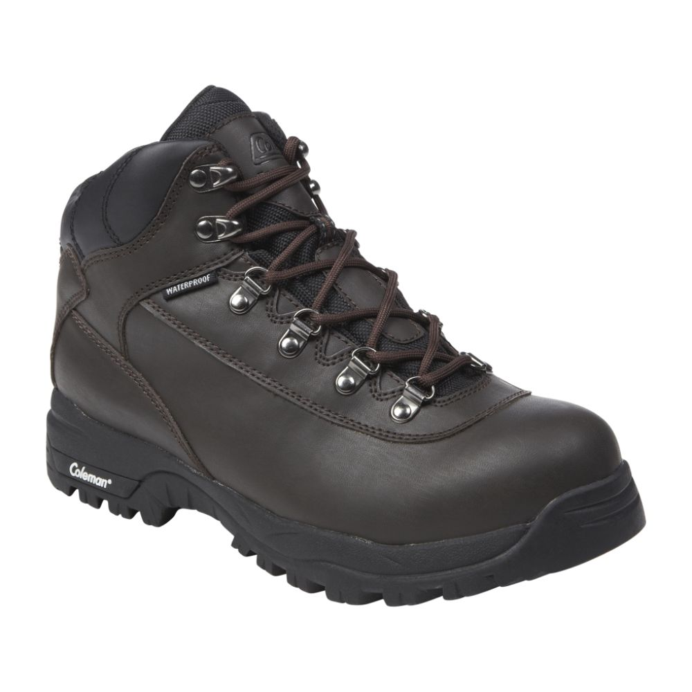 Coleman Men's Kent1-a Alpine Boot - Brown $ 34.99
