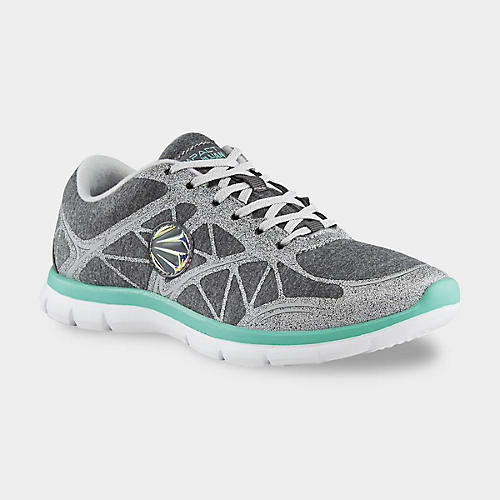 Impact by Jillian Michaels Women's Chandi Gray/Mint Athletic Shoe