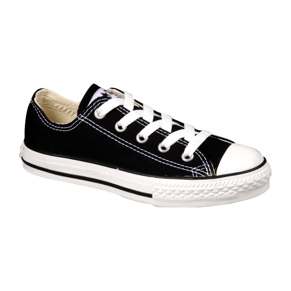 Converse Toddler Chuck Taylor All Star Oxford Shoe - Black