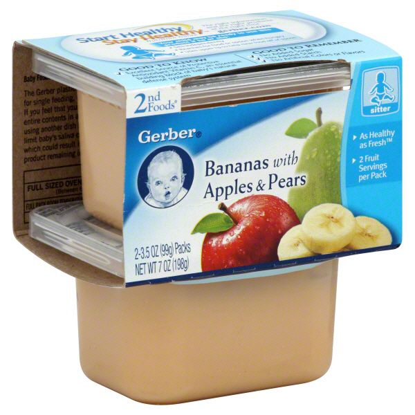 When To Give Nd Stage Baby Food