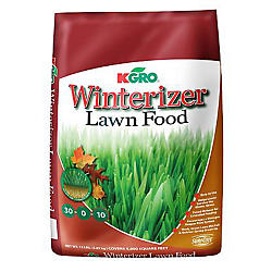 KGro Winterizer Lawn Food