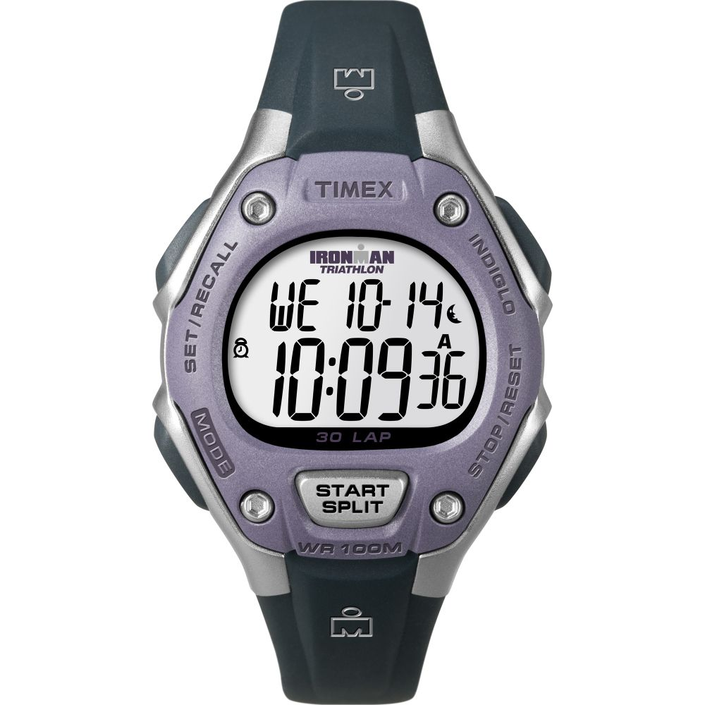 Timex Ladies 30 Lap Ironman Watch with Resin Strap TIMEX CORPORATION