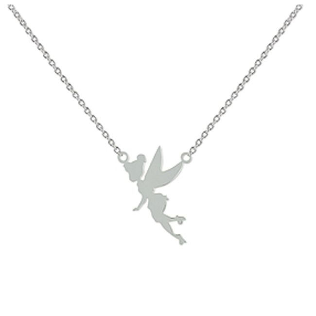 Sterling Silver Tinkerbell