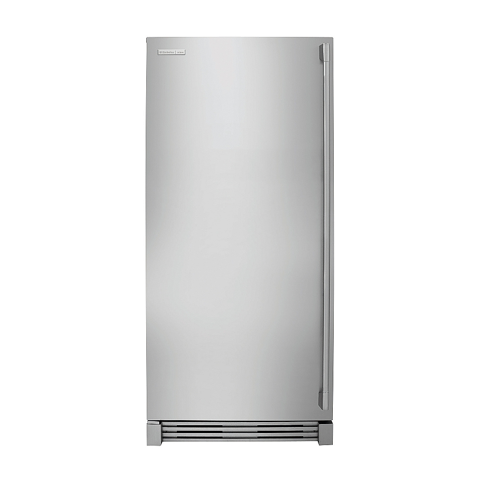 18.6 cu. ft. Built in All Freezer   Stainless Steel  Electrolux ICON