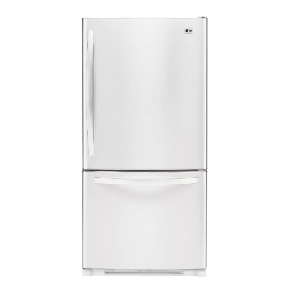 Refrigerator reviews bottom freezer