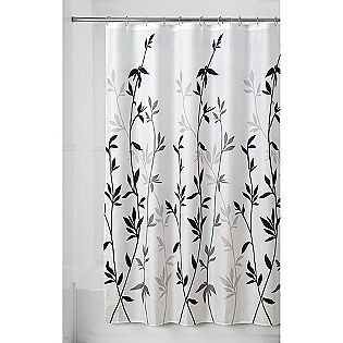 Essential Home Shower Curtain Classic Ivy Fabric - Bed & Bath ...