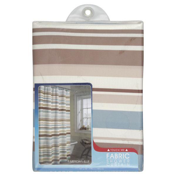Mills Satori Fabric Shower Curtain By Maytex 073161004491