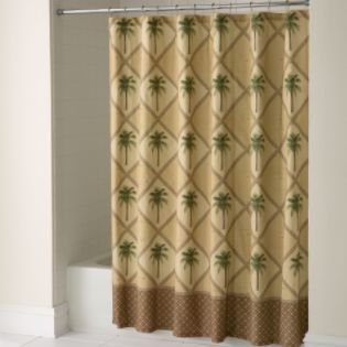 Shower Curtains Palm Trees | Decorator Showcase : Home