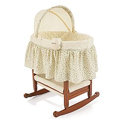 eddie bauer bassinet instructions