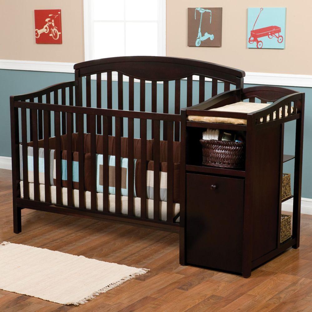 Crib for sale sears - Delta Childrens Cambridge Espresso