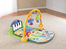 Juguetes para el piso e interactivos