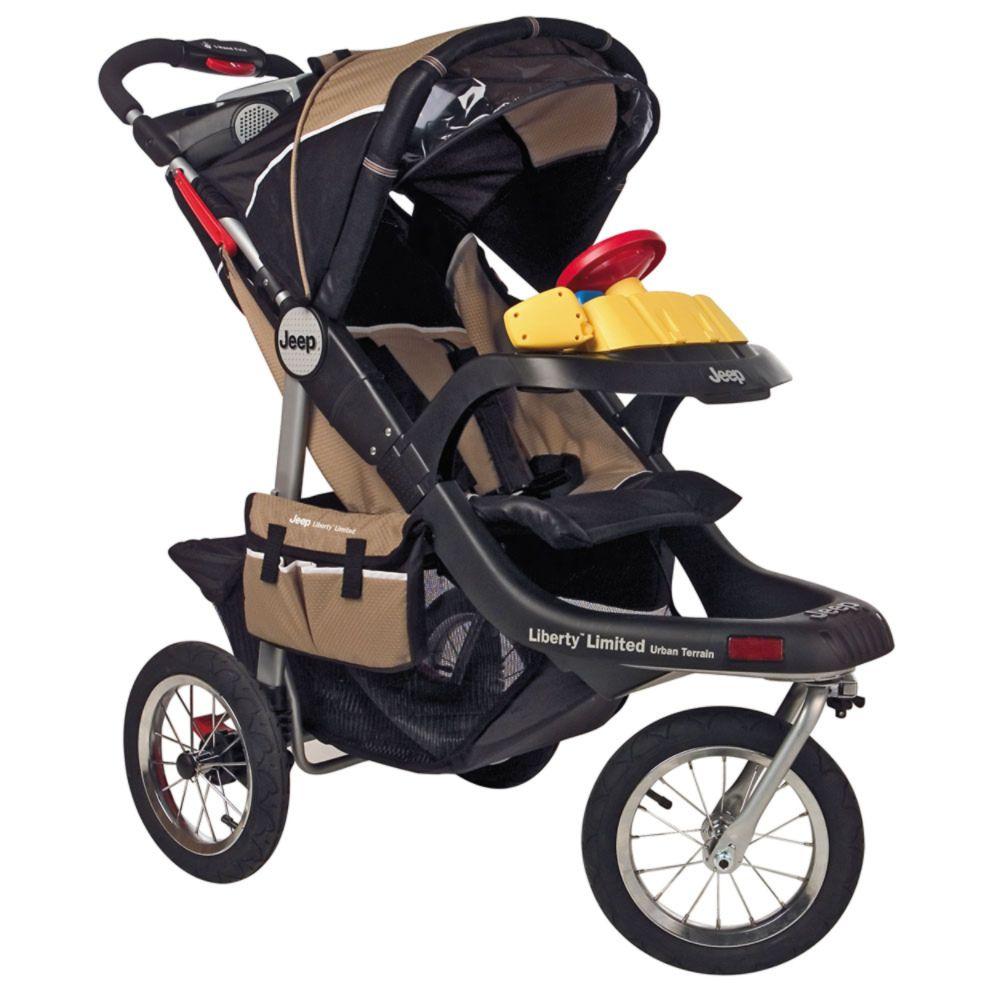 jeep overland limited jogging stroller review car