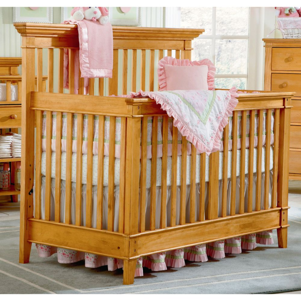 Discontinued Bassett Baby Wendy Bellissimo Collection Toddler Sheesham Wood Furniture