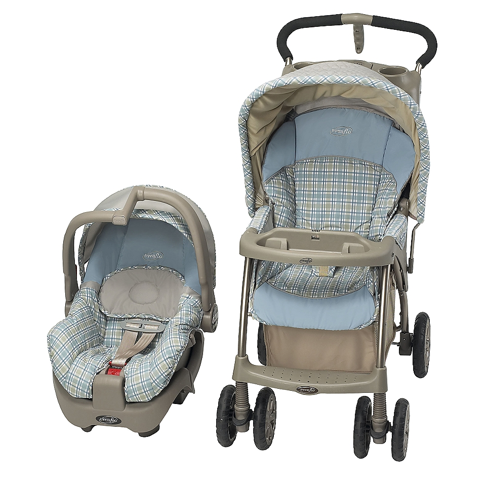 stroller car seat combo evenflo baby baby gear travel strollers. Black Bedroom Furniture Sets. Home Design Ideas