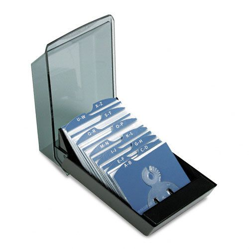 Rolodex Covered Tray Business Card File $ 29.89