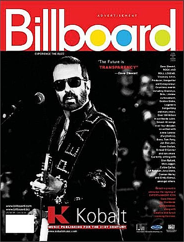 Billboard Magazine $ 299.00