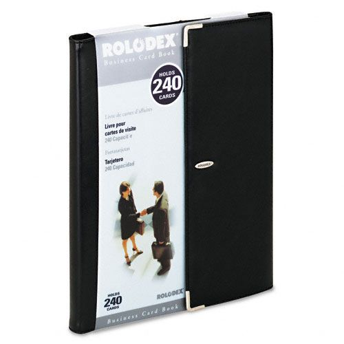 Rolodex Neo Classic Business Card Book $ 25.79