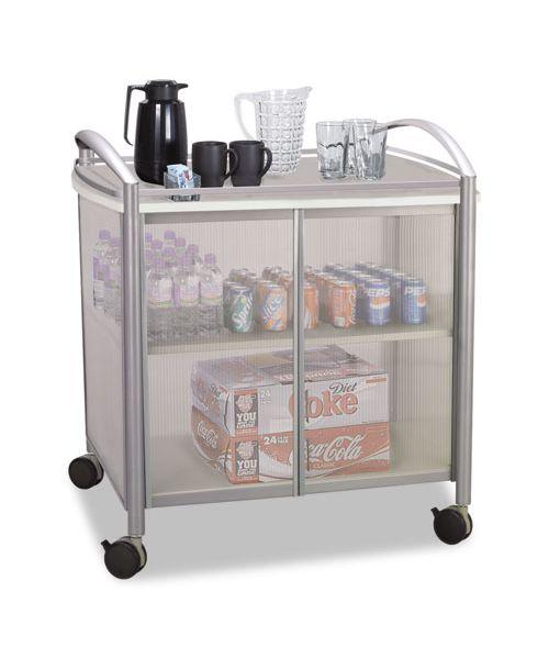 X-acto Safco Impromptu Refreshment Cart