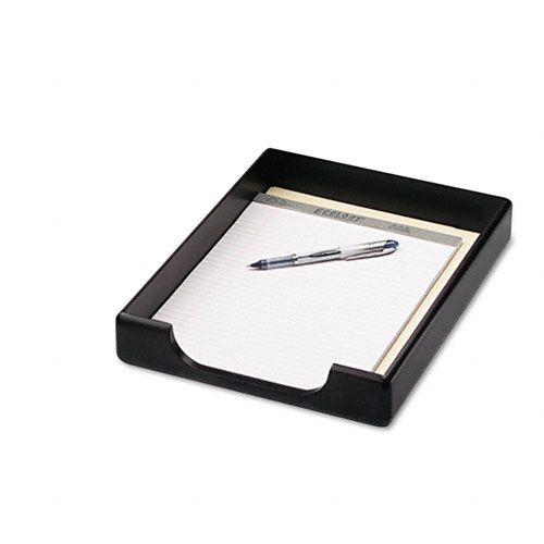 Rolodex Wood Tones Letter Desk Tray, Wood, Black $ 20.49