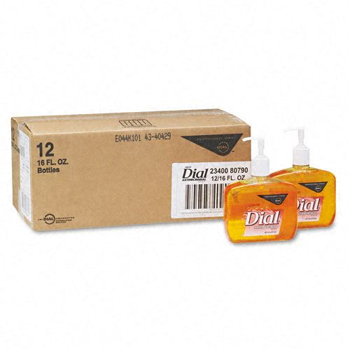 Liquid Dial Gold Antimicrobial Soap