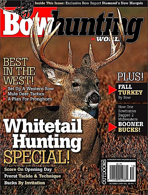 Bowhunting World Magazine $ 15.99