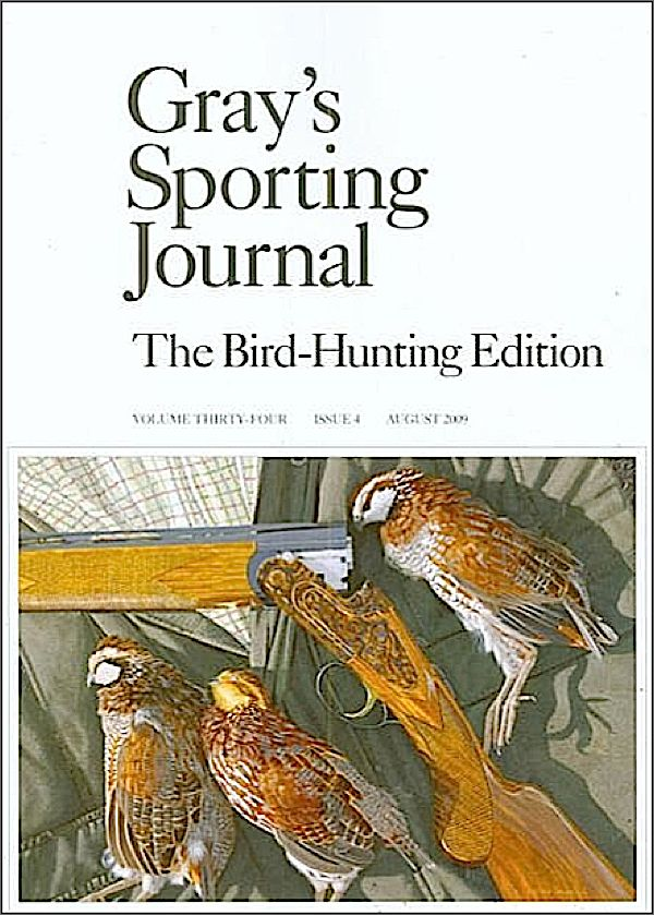 Gray's Sporting Journal Magazine $ 36.95