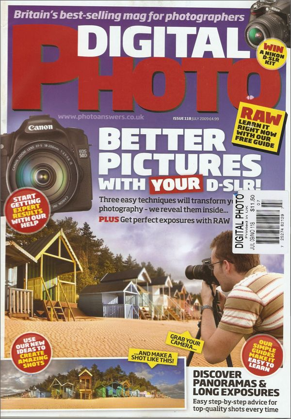 Digital Photo Magazine $ 11.97