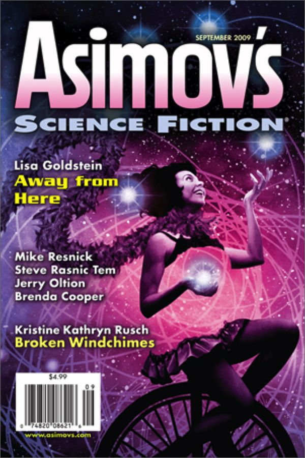 Asimov's Science Fiction Magazine $ 34.97
