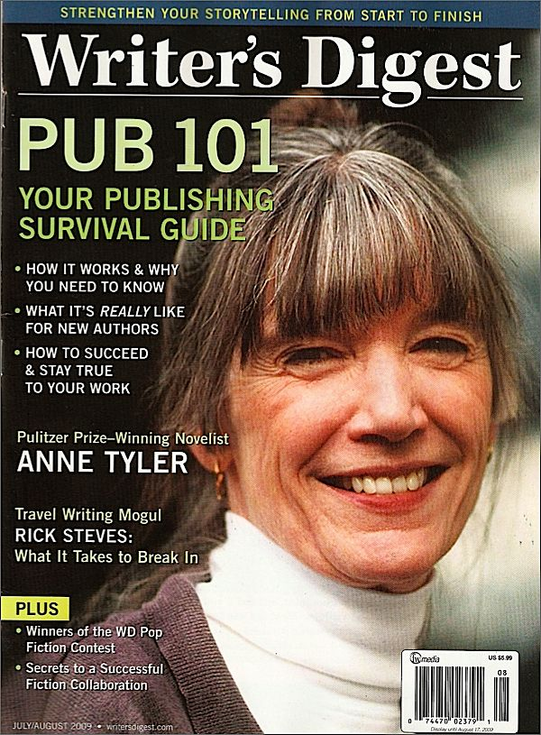 Writer's Digest Magazine $ 24.96