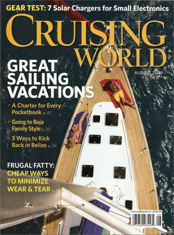 Cruising World Magazine $ 16.00
