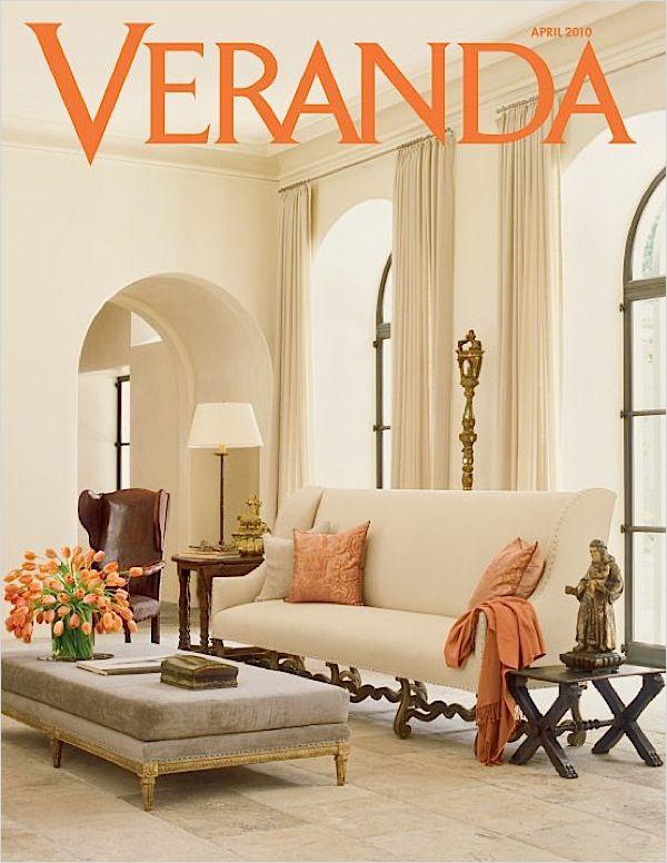 Veranda Magazine $ 15.00