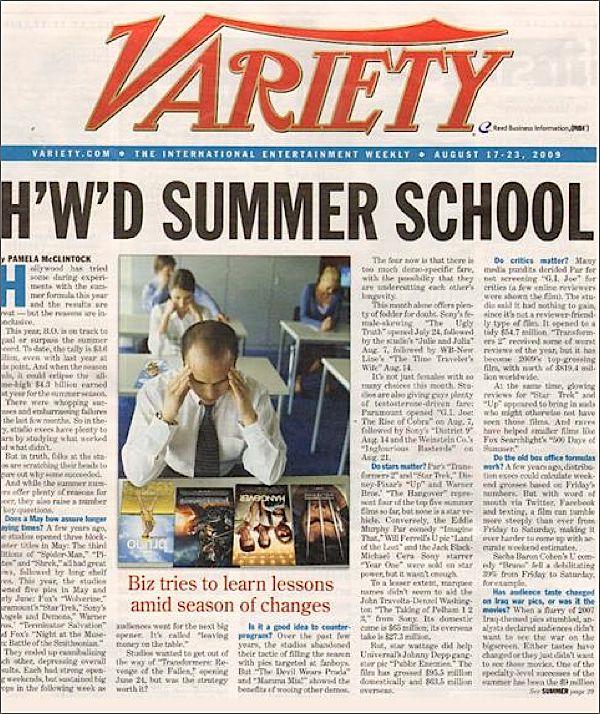 Variety Magazine $ 279.00
