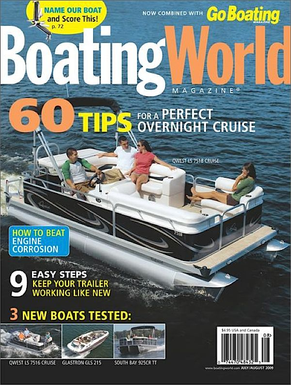 Boating World Magazine $ 13.97