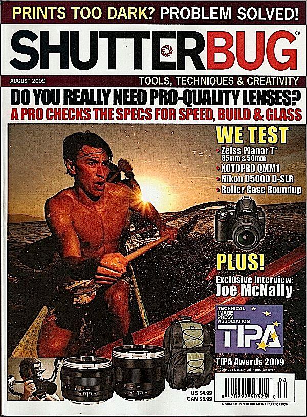 Shutterbug Magazine $ 17.95