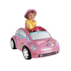 Power Wheels VW Barbie                                                                                                           at mygofer.com
