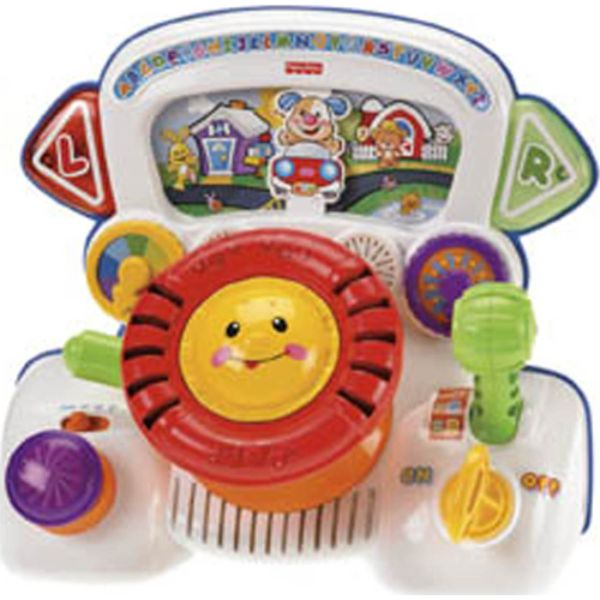 Fisher-Price  Laugh & Learn Rumble & Learn Driver at Sears.com