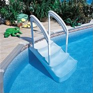 Swim Time Royal Entrance Step for Above Ground Swimming Pools at Sears.com